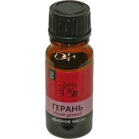 Герань - эфирное масло