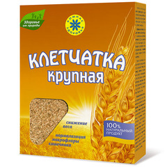 Клетчатка пшеничная, Компас Здоровья, крупная, 150 г