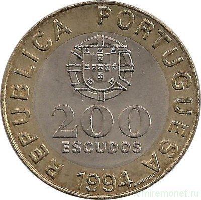 200 эскудо 1994 года