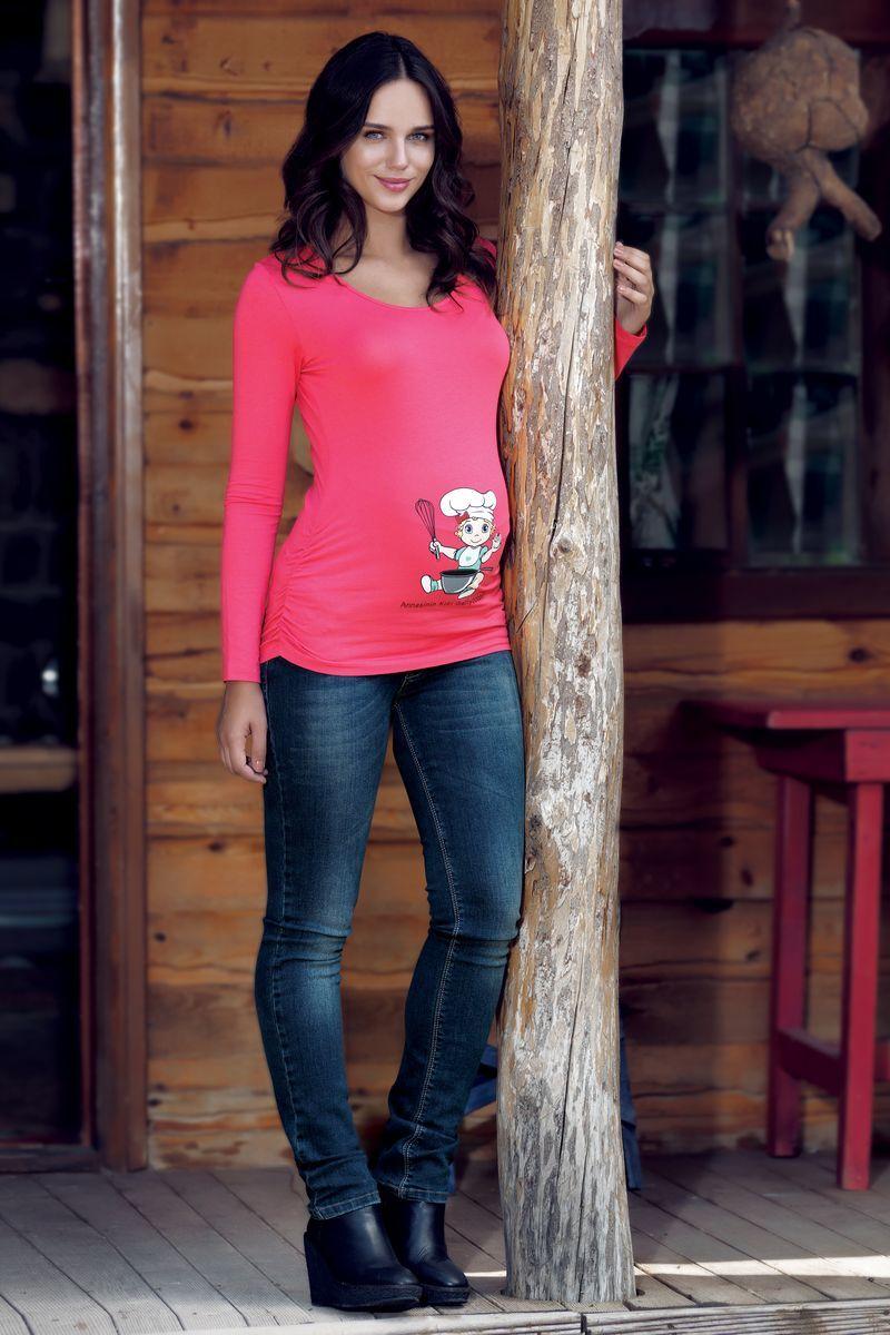 Фото джинсы для беременных EBRU, зауженные, средняя посадка, высокая вставка от магазина СКороМам, синий, размеры.