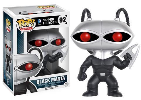 Фигурка Funko POP! Vinyl: DC: Black Manta 8680