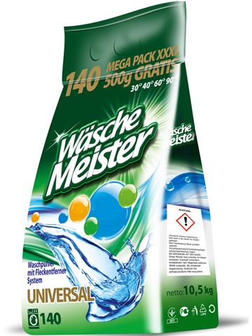 Стиральный порошок Wasche Meister universal 10.5 кг
