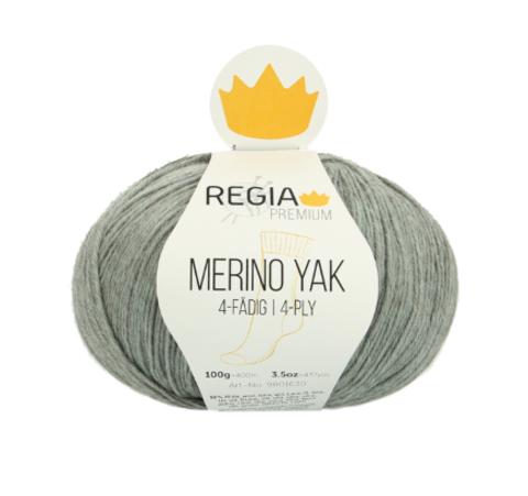 Носочная пряжа Regia Premium Merino Yak купить