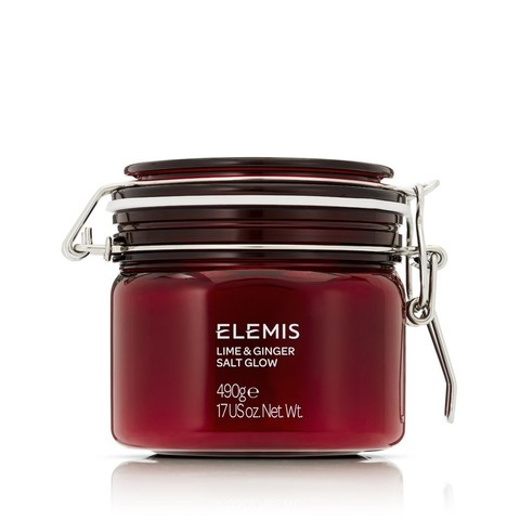 Elemis Солевой пилинг для тела Лайм-Имбирь Exotic Lime and Ginger Salt Glow