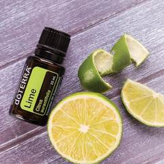 Эфирное масло doTERRA  Lime /Лайм 15 мл