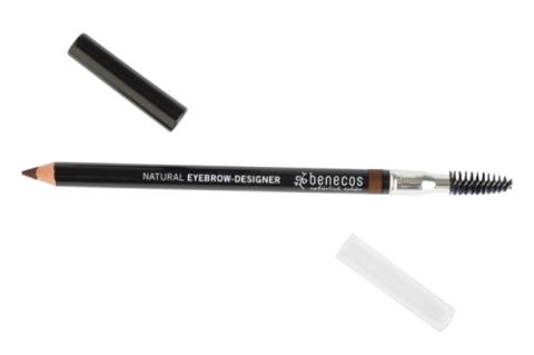 Карандаш для бровей «Коричневый» натуральный Benecos, 1,13 гр