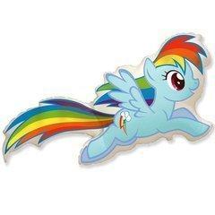 F Милая пони Радуга Дэш, 32