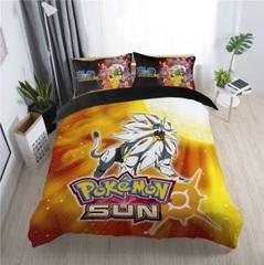 Покемон постельное белье детское