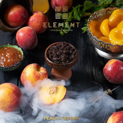 Табак Element Peach (Земля) 100 г