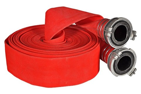 Рукав пожарный РПМ(Д)-90-1,2-М-УХЛ1 с головками ГРВ-90ал