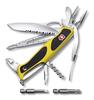 Нож Victorinox RangerGrip Boatsman, 130 мм, 22 функция, желтый