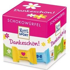 Подарочный набор Ritter Sport dankeschön 176 гр