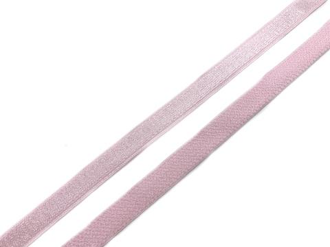 Резинка бретелечная розовая 10 мм