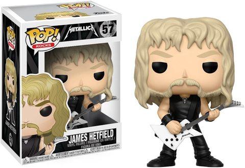 James Hetfield MetallicA Funko Pop! || Джеймс Хэтфилд