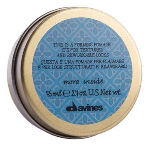 Davines MORE INSIDE Моделирующая помада для текстурных и пластичных образов