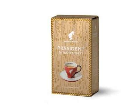 Кофе молотый Julius Meinl President (без кофеина), 250 г