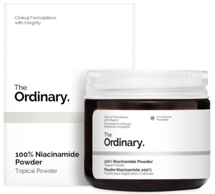 Пудра The Ordinary 100% Niacinamide Powder 20 г.