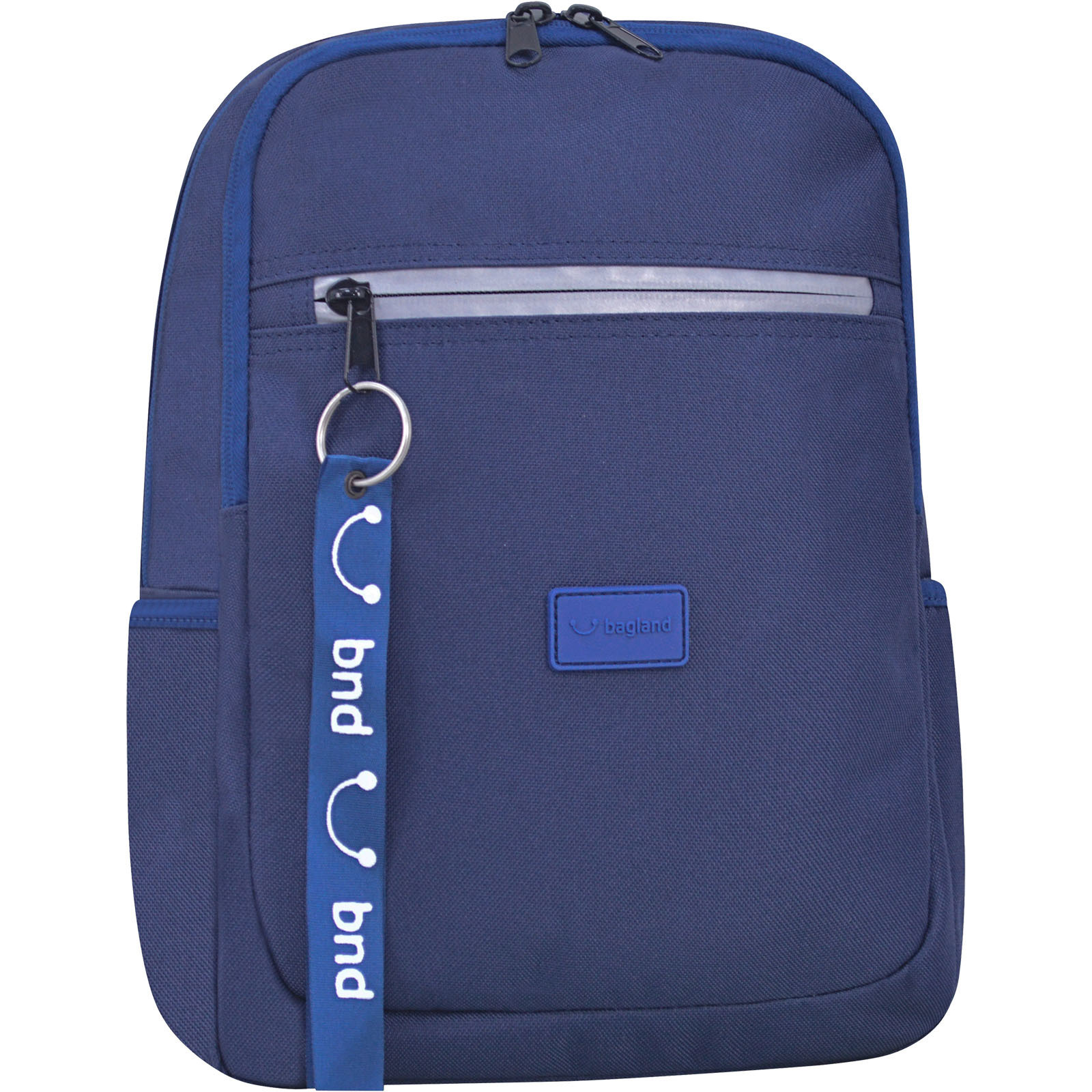 Молодежные рюкзаки Рюкзак Bagland Young 13 л. синий (0051066) DSC_1095-1600.jpg