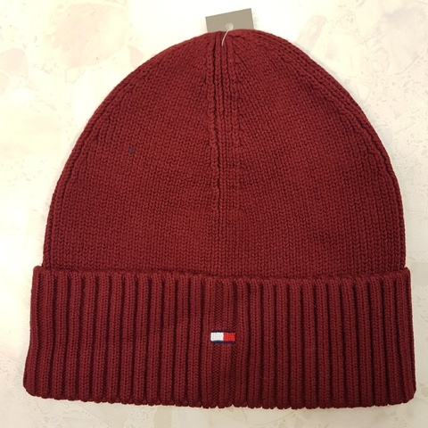 Шапка TOMMY HILFIGER 489626red