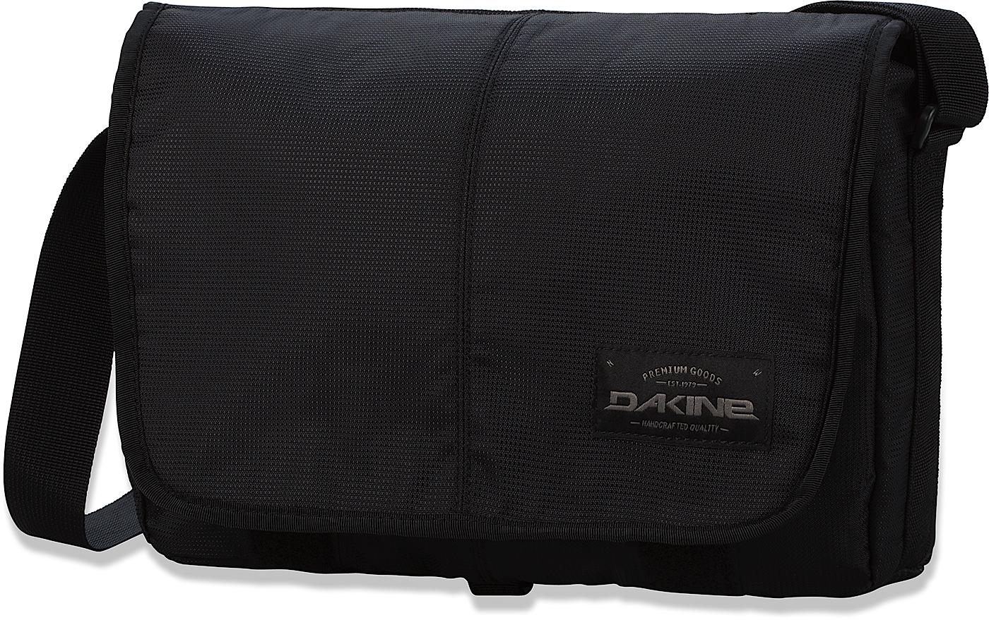 Унисекс Сумка через плечо Dakine OUTLET 8L BLACK 2015S-08130142-Outlet8L-Black.jpg