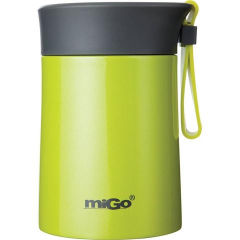 Термос для еды Aladdin Migo (0,4 литра), cалатовый
