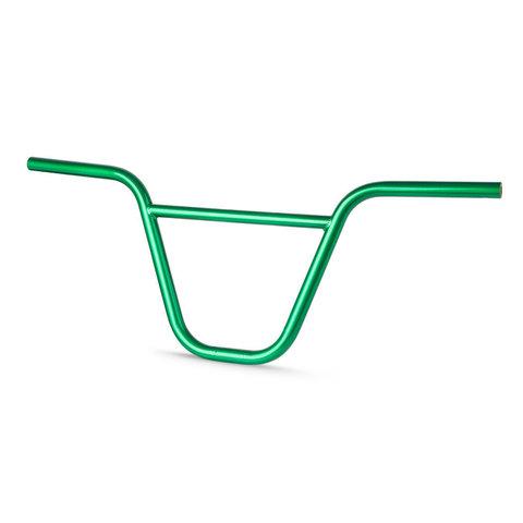 руль BMX зеленый