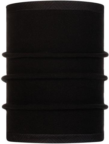 Двойной флисовый шарф-труба Buff Neckwarmer Polar Reversible Tolui Grey фото 2