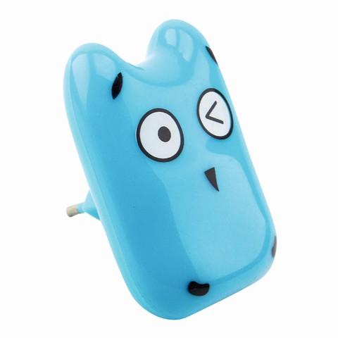 Детский ночник Кроха LE LED NL-855 0,6W (Синий)
