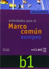 El Marco Actividades B1 Solucionario NEd