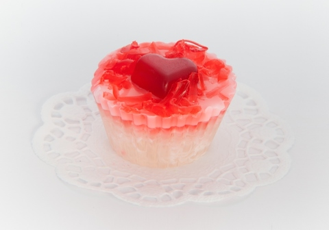 Мыльное ассорти/пирожное: ЛЮБИМЫМ, 80 гр/шт
