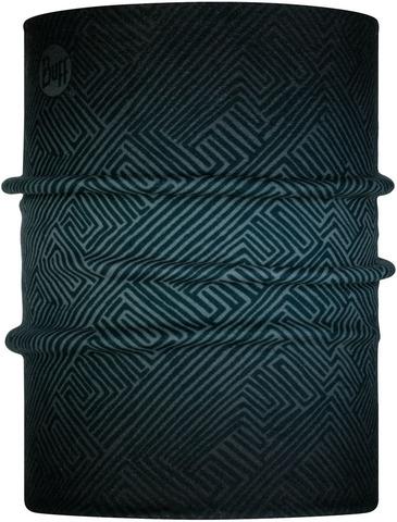 Двойной флисовый шарф-труба Buff Neckwarmer Polar Reversible Tolui Grey фото 1