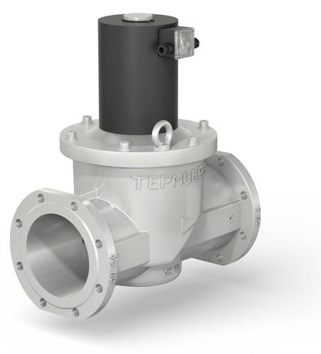 Клапаны электромагнитные двухпозиционные фланцевые на DN 125, 150