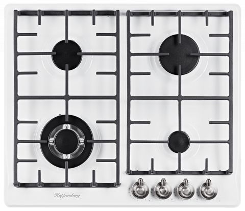 Варочная панель Kuppersberg FV6TGRZ W Silver