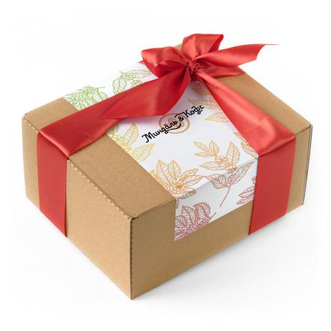 Подарочный набор с чаем «Гражданин мира»