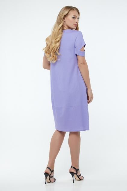 Платье Карина (сирень)
