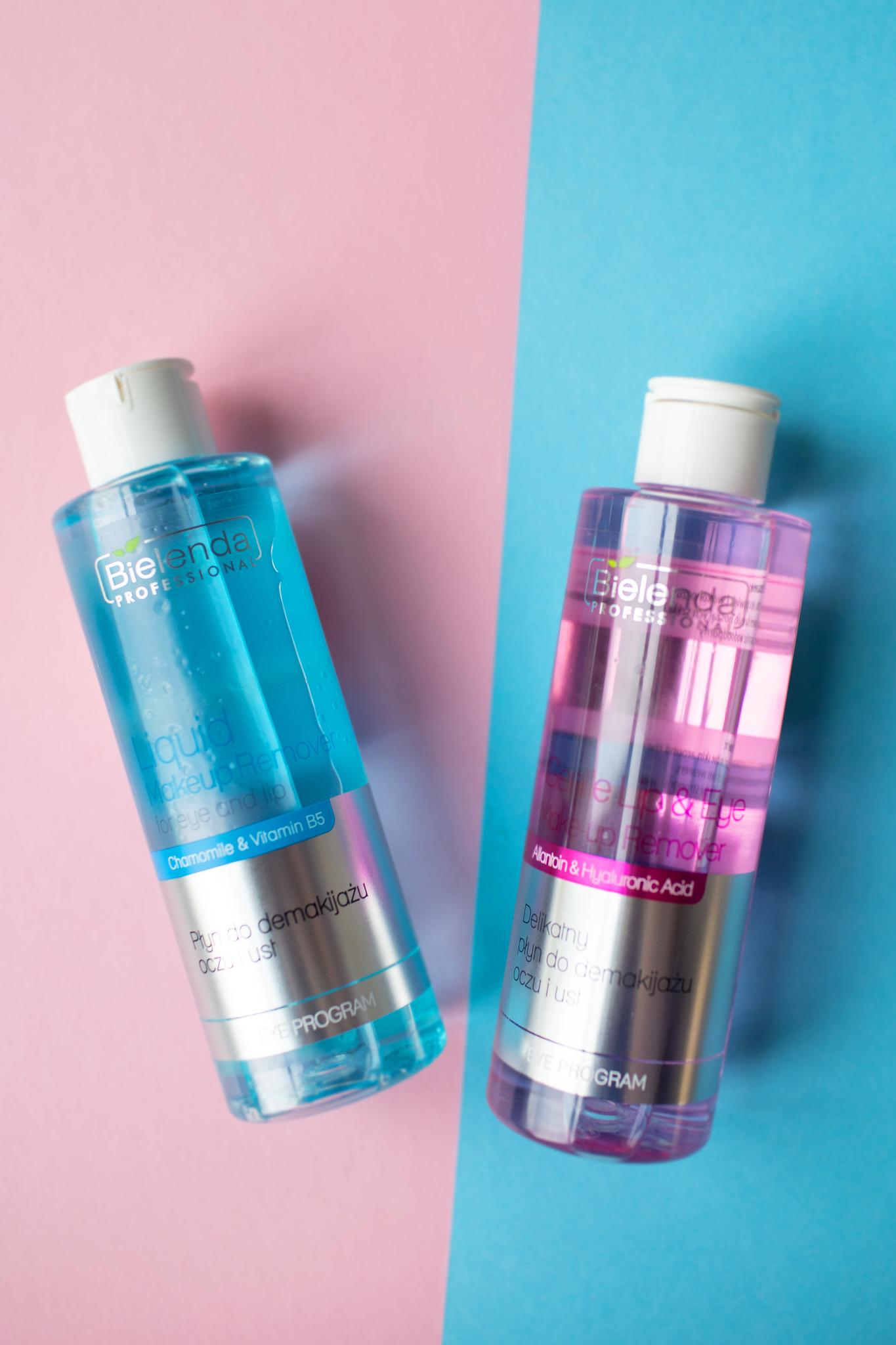 CLEANSING Жидкость для снятия макияжа с глаз и губ, 200 мл.