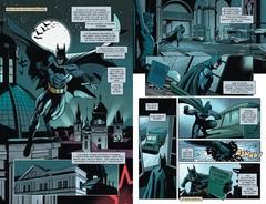 Бэтмен. Мир