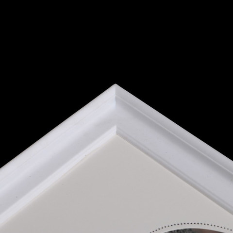 Фоторамка пластик на 2 фото 7,5х10 см с штемп.подушкой