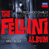 Riccardo Chailly, Filarmonica Della Scala / Nino Rota: The Fellini Album (CD)