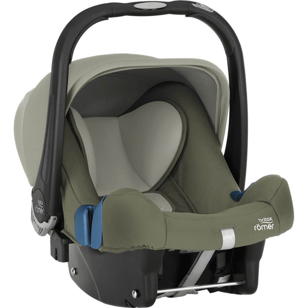 Britax Roemer Baby-Safe Plus SHR II Автокресло Britax Roemer Baby Safe Plus SHR II Olive Green 2000025659.jpg