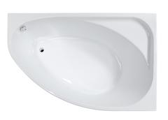 Акриловая ванна VAGNERPLAST HAPI R 170х110 см