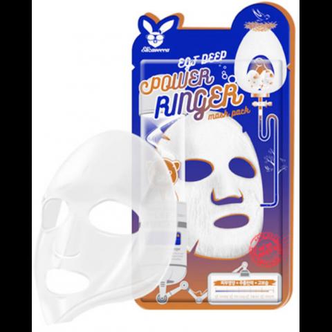 Elizavecca Тканевая маска EGF Deep Power Ringer Mask Pack