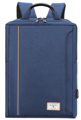 Рюкзак GoldenWolf GB00379 Синий