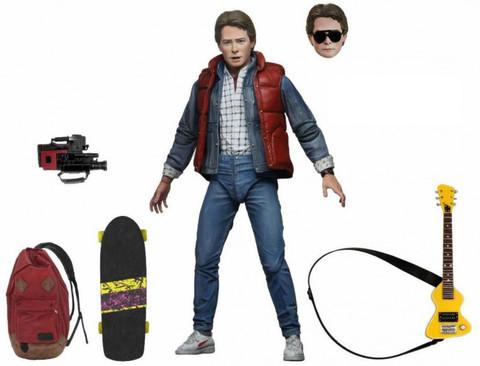 Фигурка NECA Back to the Future - Marty McFly (18 см)