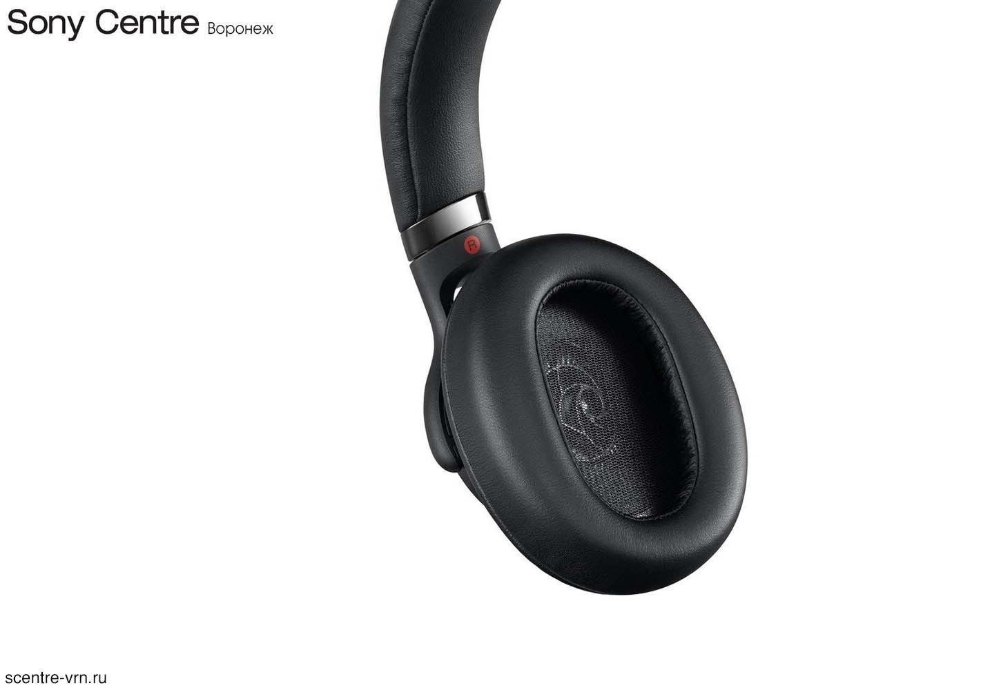 Наушники Sony MDR-1AM2B чёрного цвета