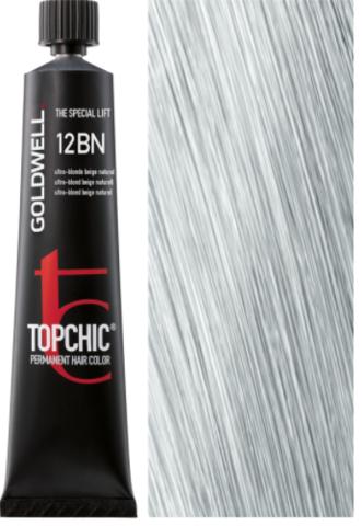 Goldwell Topchic 12BN натуральный бежевый блондин TC 60ml