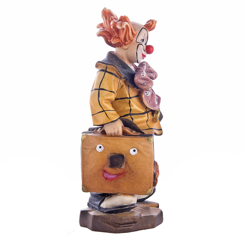 Клоун-бродяга