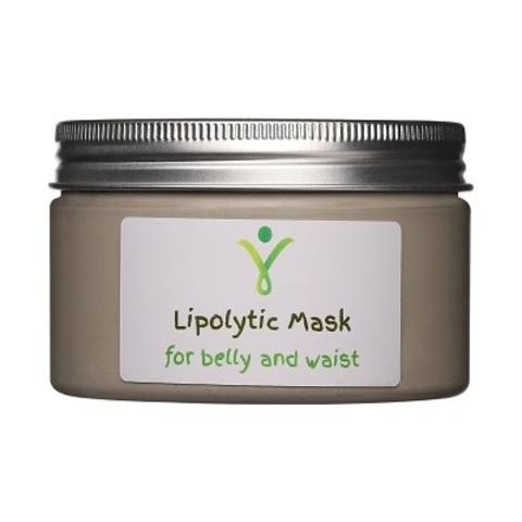 Липолитическая маска-обертывание с морским илом для живота, 400 г
