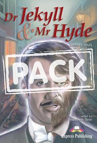 Dr Jekyll & Mr Hyde. Elementary (6-7 класс). Комплект с диском