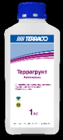 Terraco Terragrunt Antiplesen/Террако Террагрунт Антиплесень проникающая грунтовка с антигрибковыми свойствами